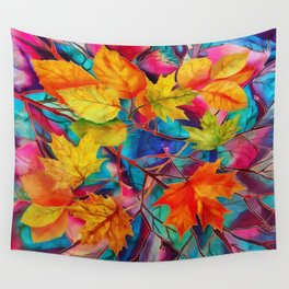 Autumn mood Wall Tapestry