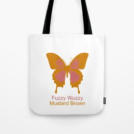 Ulysses Butterfly 12 Tote Bag