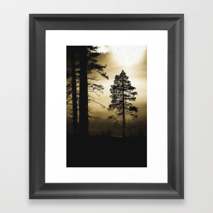 This day Framed Art Print