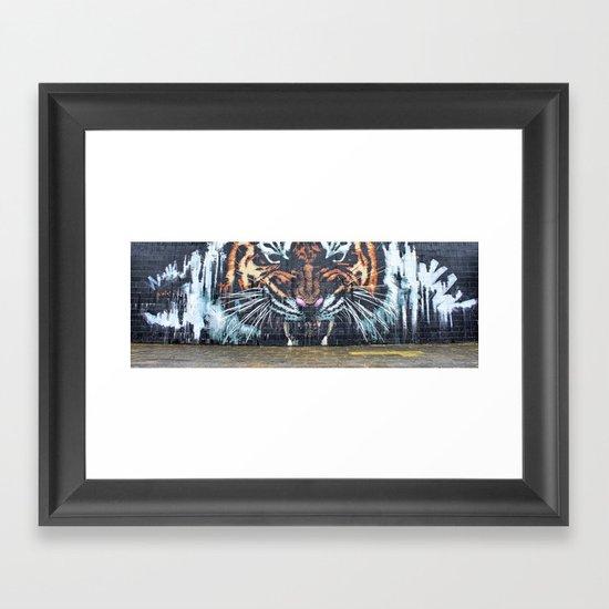 Street Art II Framed Art Print