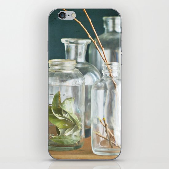 Apotheke iPhone & iPod Skin