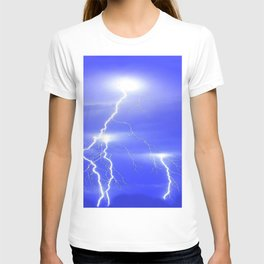 LIGHTENING PHOTO. T-shirt