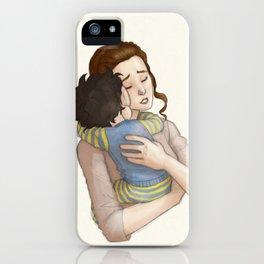 Leia & Ben iPhone Case
