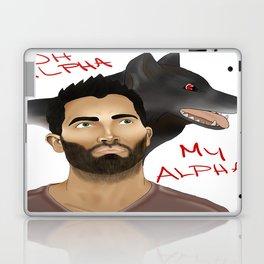 Derek Hale - Oh Alpha, my Alpha Laptop & iPad Skin