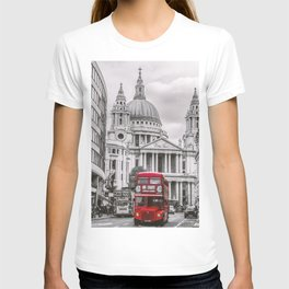 The Red London Bus T-shirt