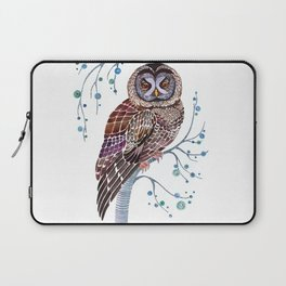 lacy owl Laptop Sleeve