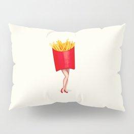 Fries Pin-Up Pillow Sham