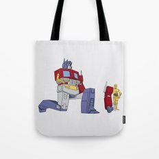 Not the Parts they were looking for... Tote Bag