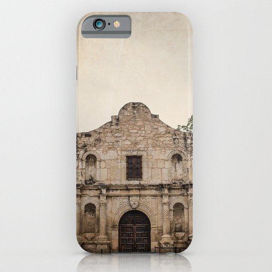 The Alamo iPhone & iPod Case