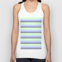 stripes Tank Tops featuring stripeS by SimplyChic