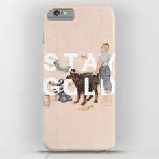 Stay Gold iPhone 6s Plus Slim Case