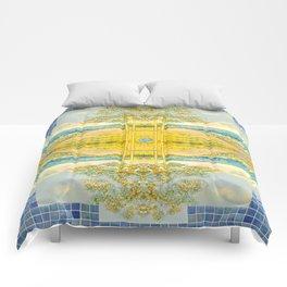 Sacred Reflection Comforters