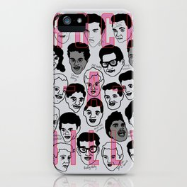 Rock-a-billy iPhone Case