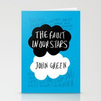 tfios Stationery Cards featuring TFiOS by Hoeroine