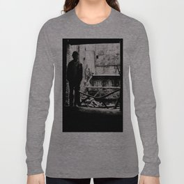 Cloaked in Darkness Long Sleeve T-shirt