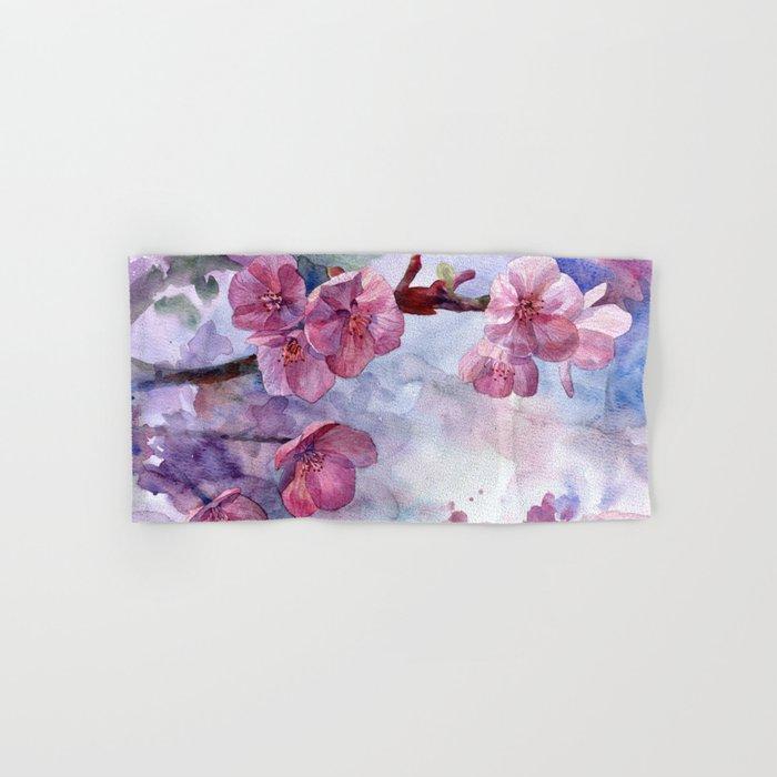 """Sakura"" Hand & Bath Towel"
