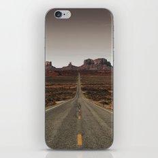 Run Forrest iPhone & iPod Skin