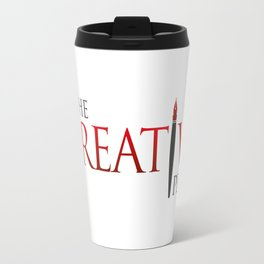 The Creative Penn logo Travel Mug