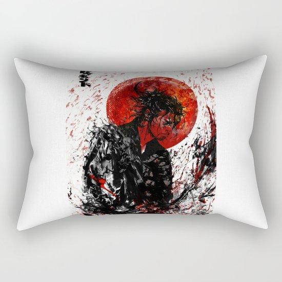 Vagabond Rectangular Pillow