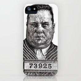 MR BIGGZ iPhone Case