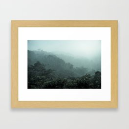 Indonesia I Framed Art Print