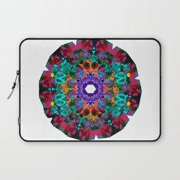 Flower Eye Laptop Sleeve
