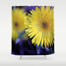 Nice Ice...Plant Shower Curtain