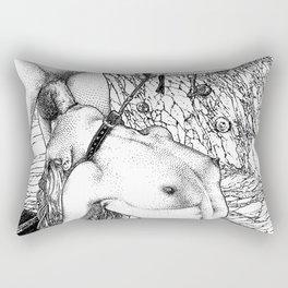 asc 707 La rivière de nacre (The Jackhammer) Rectangular Pillow