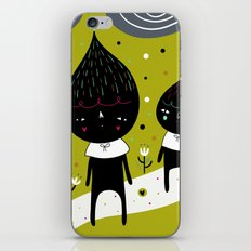 Home is where I'm with YOU iPhone & iPod Skin