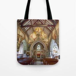 Berwick Church Tote Bag
