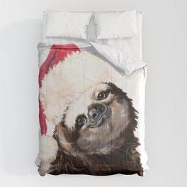 Christmas Sloth Comforters