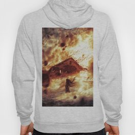 And Now... Kiss The Burning Darkness Hoody