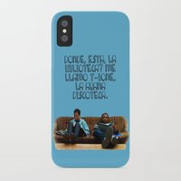 rap iPhone & iPod Cases featuring 101 Rap by Marianna