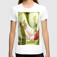 golf T-shirts featuring Golf by Robin Curtiss