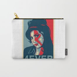 Amy 4ever poster Carry-All Pouch