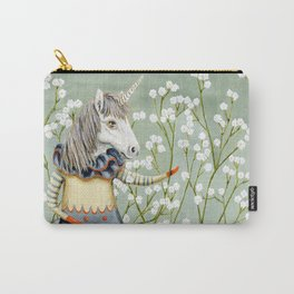 Harold the unicorn Carry-All Pouch