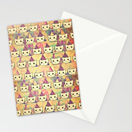 cats-394 Stationery Cards