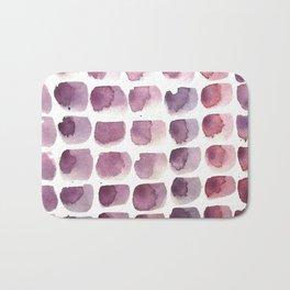 brushstrokes Bath Mat