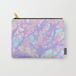 blossoming spring Carry-All Pouch