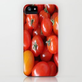 SIMPLY TOMATOES! iPhone Case