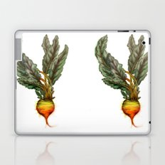 Rooted: The Golden Beet Laptop & iPad Skin