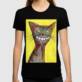 Derp Cat T-shirt