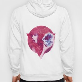 Bjork Low Poly Collection Hoody