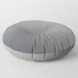 Brushed Metal Floor Pillow
