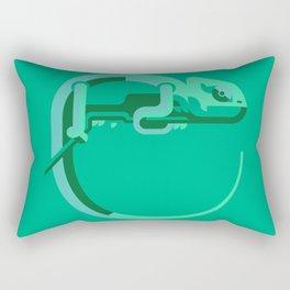 Chamaeleonidae Rectangular Pillow