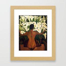 Franky Herrera Framed Art Print