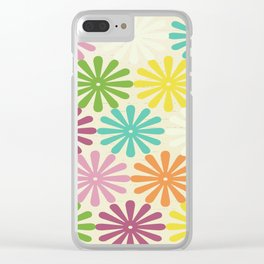 Joy in the World Clear iPhone Case