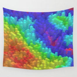 H E A T Wall Tapestry