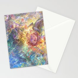 BNHA: Tsuyu Asui + Ochaco Uraraka! Stationery Cards