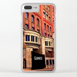 Guinness Storehouse Clear iPhone Case